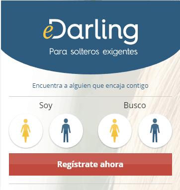 Edarling, la red social para exigentes, paso a paso 1