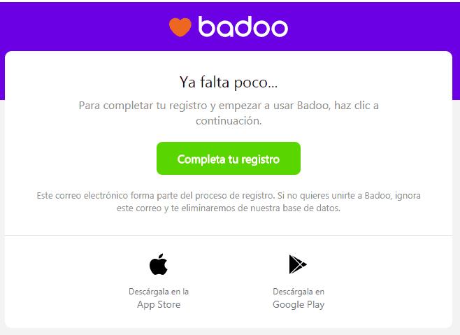 Badoo: qué es, cómo crear una cuenta y registrarse 2