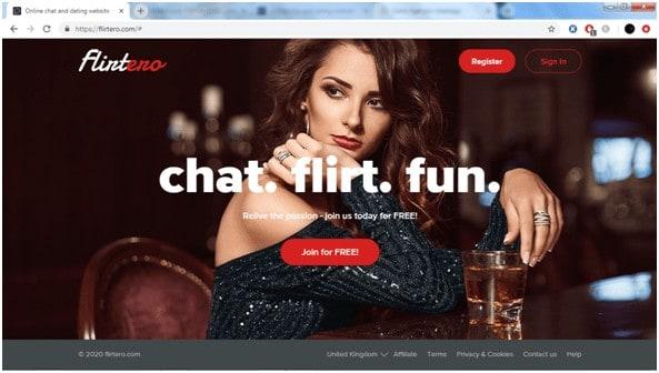 Flirtero web de citas 1